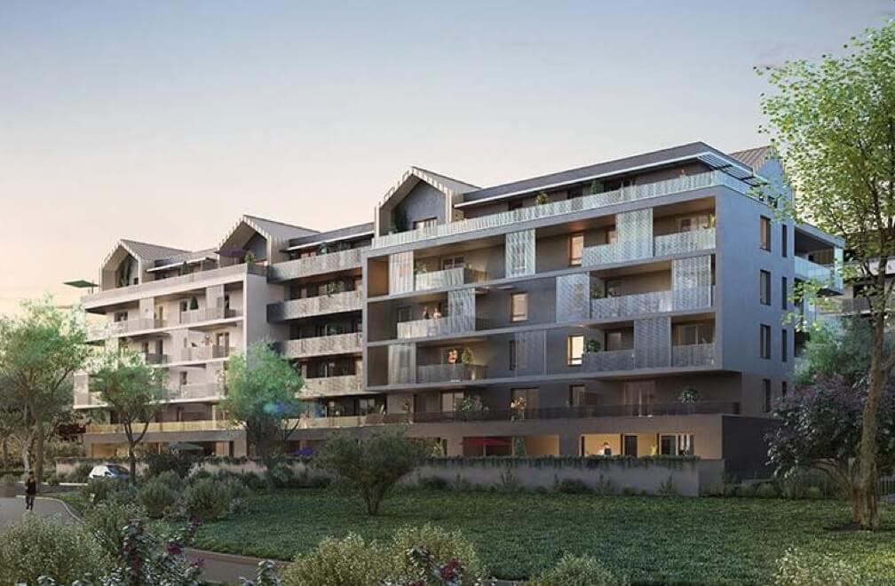 Nhood France l inattendu Strasbourg Logements immobiliers