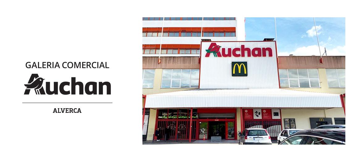 Galeria Comercial Auchan Alverca